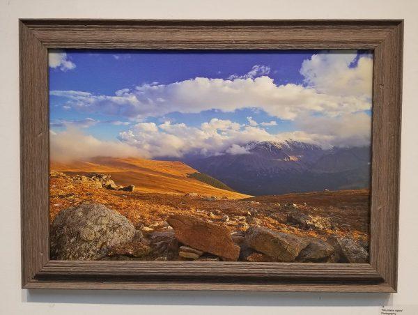 Mountains Aglow - Fine Art Photography