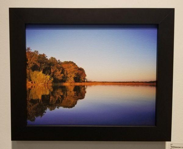 Mattawoman in Reflection - Fine Art Photography